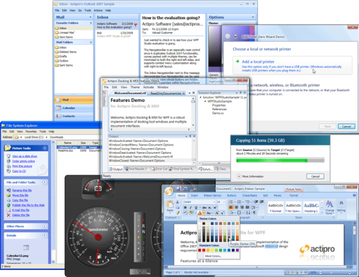 About Actipro WPF Studio