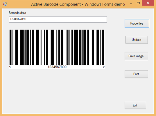 About Active Barcode Component - GS1