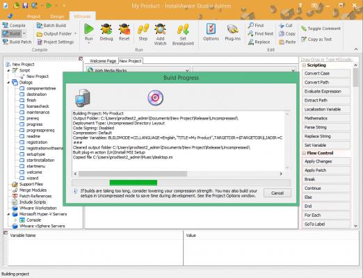 About InstallAware Studio Admin