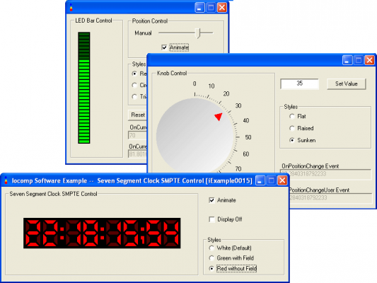 About Iocomp ActiveX/VCL Pro Pack