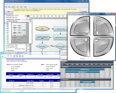 MindFusion.WPF Pack adds Tree Map Layouts