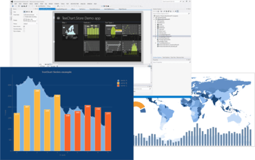 TeeChart for .NET 2015 released