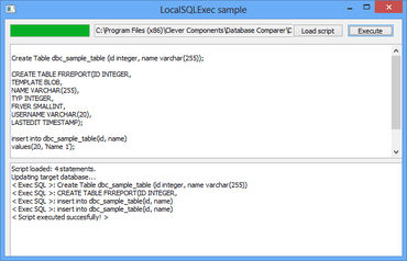 Database Comparer VCL 6.2 released