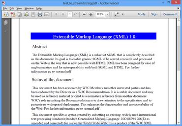 Aspose.PDF for .NET V10.6.0 released
