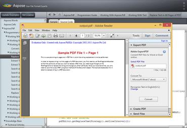 Aspose.PDF for Java V10.4.1 released