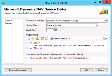 SSIS Integration Toolkit for Microsoft Dynamics NAV now available