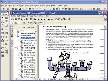 PDFlib 8 released