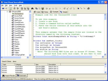 Total Visual SourceBook 2007 released