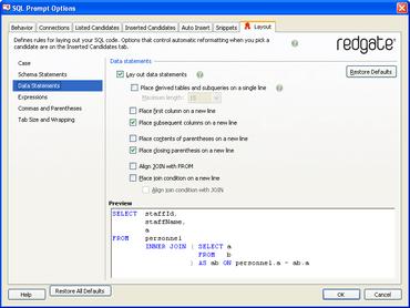 SQL Prompt V4.0 released