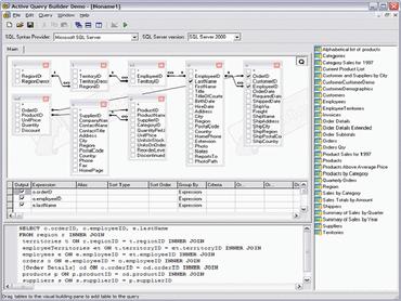 Active Query Builder .NET updated