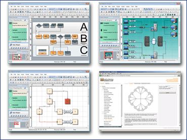 Nevron Diagram for .NET supports VS2010