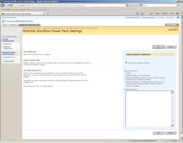 Muhimbi adds SharePoint 2010 support