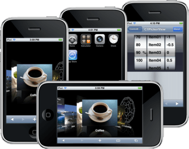 ComponentOne supports iPhone 4 and iPad