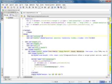 WebStorm adds SASS 3 support