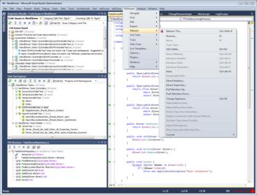 ReSharper improves large file processing