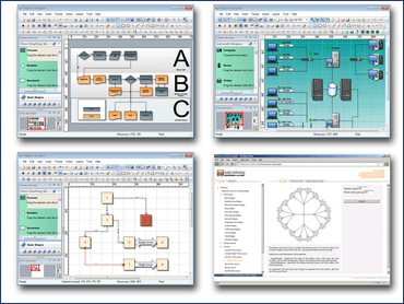 Nevron Diagram for .NET adds AutoCAD (DXF) export