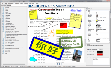 GdPicture.NET V8 adds PDF annotation support
