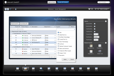 WebUI Studio adds LightSwitch support