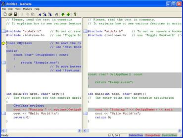BCGPEdit adds new editor language schemes