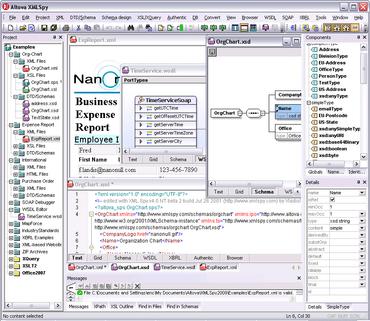 Altova XMLSpy adds EPUB 2.x support