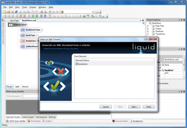 Liquid XML Studio adds XML Data Mapper