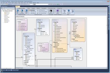 CodeFluent Entities supports Visual Studio 11 Beta