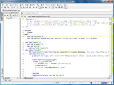 WebStorm improves JavaScript Completion