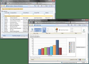 WebGrid Enterprise 8 adds HTML5 support