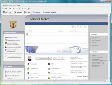 AdminStudio adds Test Center