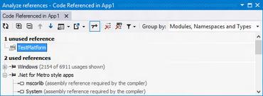 Windows Runtime Support in ReSharper 7