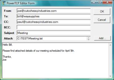 PowerTCP Mail for .NET V4.0 released
