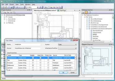 Entity Developer improves Model Initialization