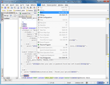 PhpStorm adds Composer Dependency Manager