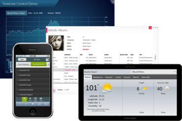 Essential Studio adds JavaScript controls