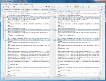 Code Compare Pro adds Automatic File Merging
