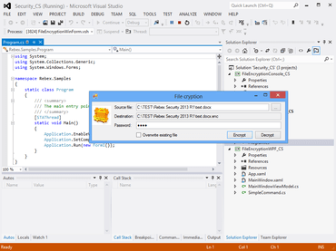 Rebex Security 2014 R2 released