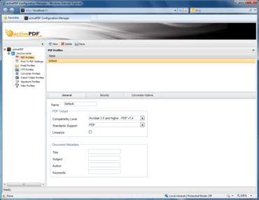 activePDF DocConverter adds new Converters