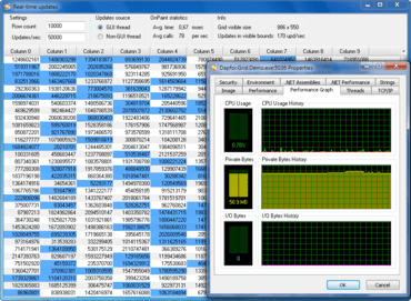 Dapfor .Net Grid patched to V2.3.2