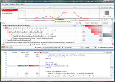 ANTS Performance Profiler patched