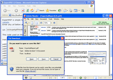 ExpertPDF Toolkit patched