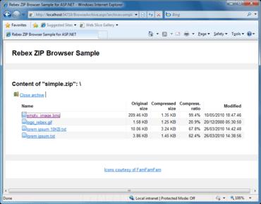 Rebex ZIP for .NET updated