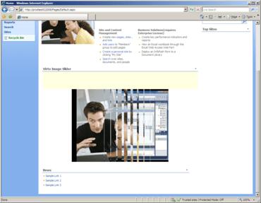 Virto launches Image Slideshow Web Part