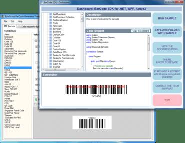 BarCode Generator SDK released