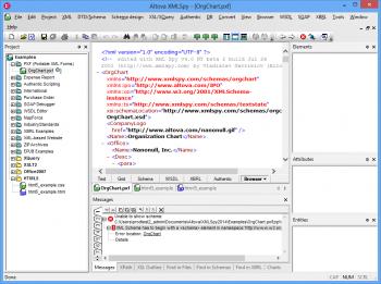 Advert for Altova MissionKit Professional 2015 Upgrade from Altova XMLSpy 2014 Professional Edition