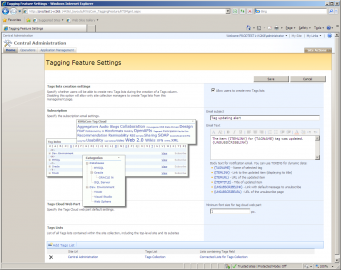 Advert for KWizCom SharePoint Tagging Feature