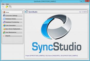 Anzeige für SyncStudio